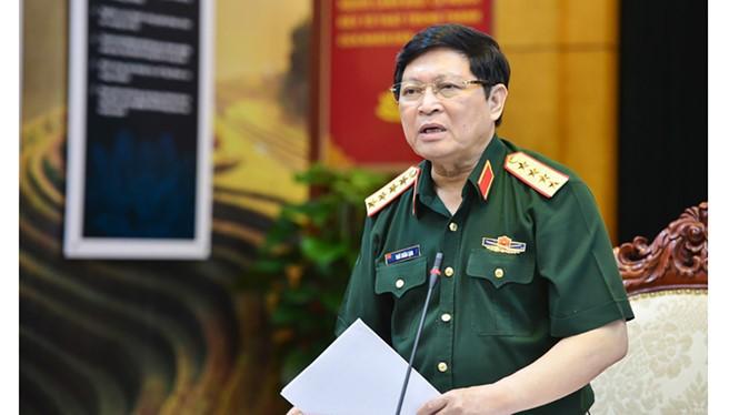 Bộ trưởng Quốc phòng Ngô Xuân Lịch