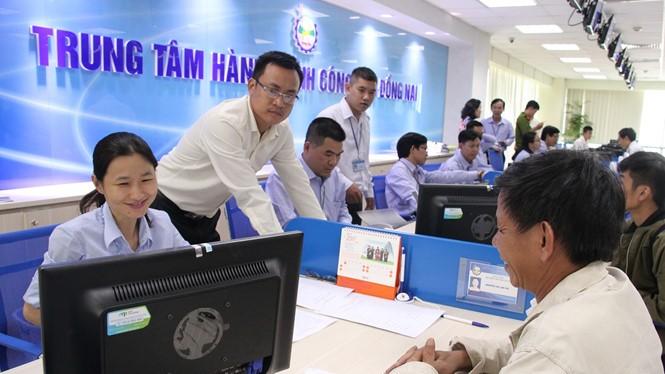 Nguồn ảnh: Trung tâm hành chính công tỉnh Đồng Nai