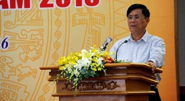 Phó tổng giám đốc PVN Lê Minh Hồng. Ảnh: VGP