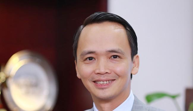Chủ tịch HĐQT Tập đoàn FLC Trịnh Văn Quyết