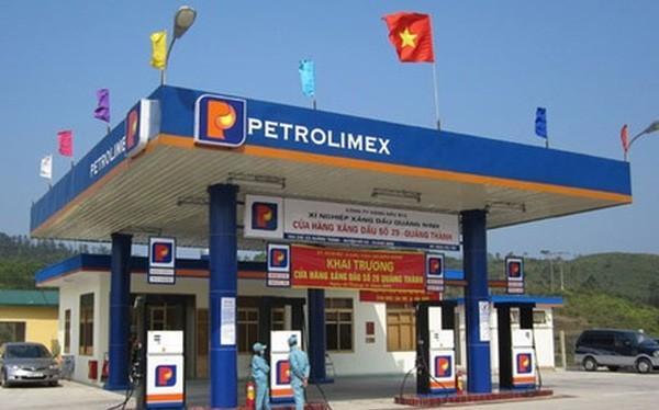 Một cửa hàng xăng dầu của Petrolimex. Nguồn: Petrolimex