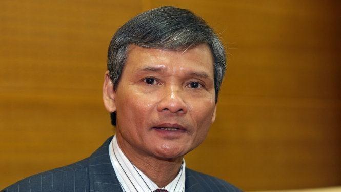 Ông Trương Văn Phước - quyền Chủ tịch Ủy ban Giám sát tài chính Quốc gia. Ảnh: VGP
