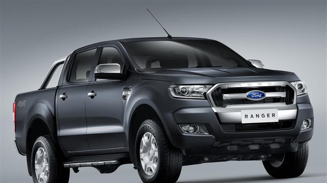 Đề xuất tăng thuế tiêu thụ đặc biệt đối với xe bán tải. Ảnh Ford