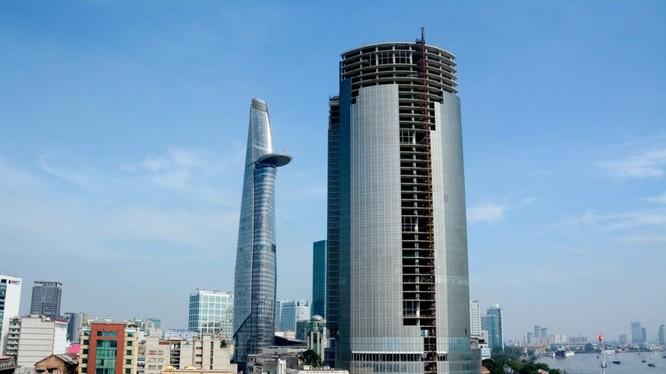 Dự án đầu tư Cao ốc phức hợp Sài Gòn M&C. Ảnh Zing