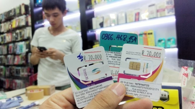Mức phạt cao nhất đối với doanh nghiệp viễn thông có thể lên tới từ 80 đến 100 triệu đồng. Ảnh minh hoạ: ĐSPL