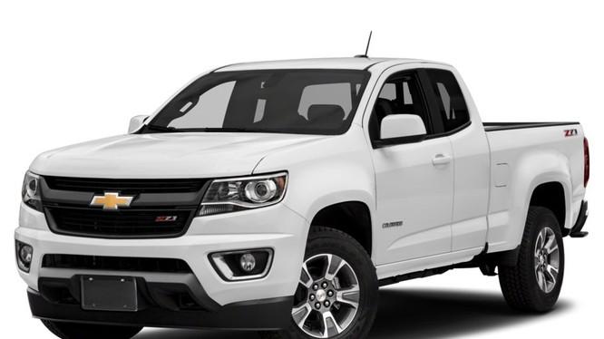 Ảnh minh họa: Chevrolet Colorado
