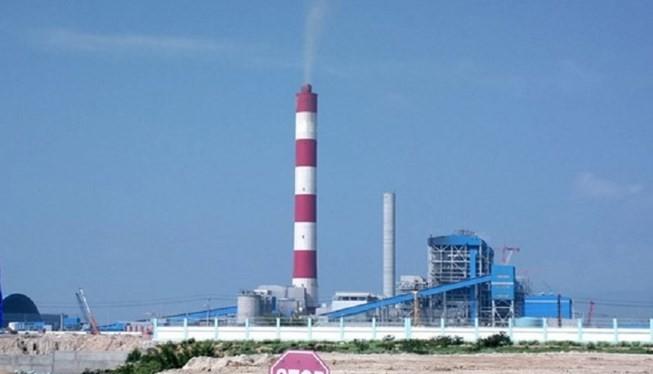 Nhà máy nhiệt điện Vĩnh Tân.