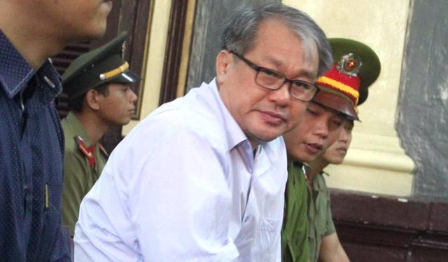 Phạm Công Danh - nguyên chủ tịch HĐQT VNCB, đã bị kết án 30 năm tù - Ảnh: TÂM LỤA