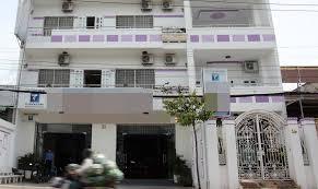 Khách sạn nơi ông Quang bị mất tiền. Ảnh: Tuổi trẻ
