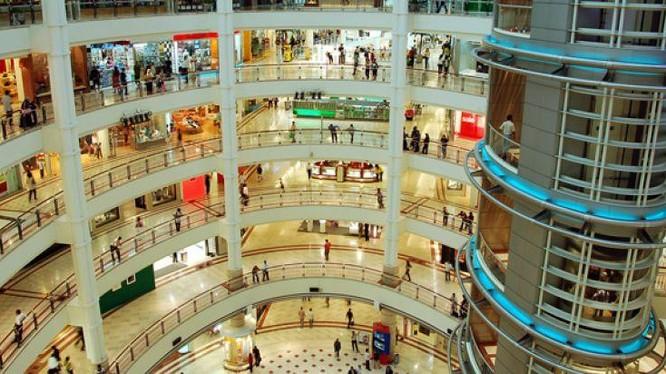 Vincom Retail đang quản lý hệ thống trung tâm thương mại của Tập đoàn Vingroup. Ảnh: Vingroup