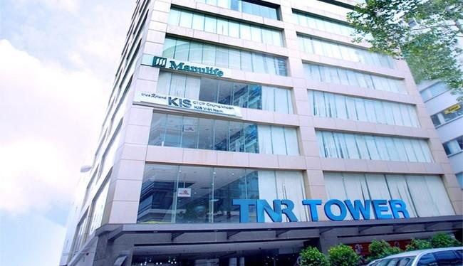 Tòa nhà TNR Tower. Ảnh: Tri thức trẻ