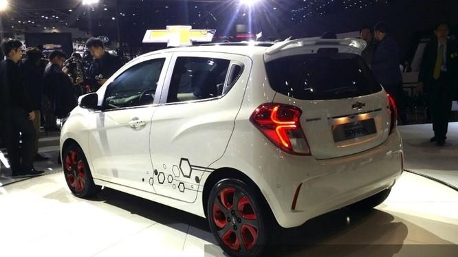 Xe The Next Spark thế hệ mới nhất được General Motors năm 2016 tại thị trường Hàn Quốc. Ảnh: General Motors