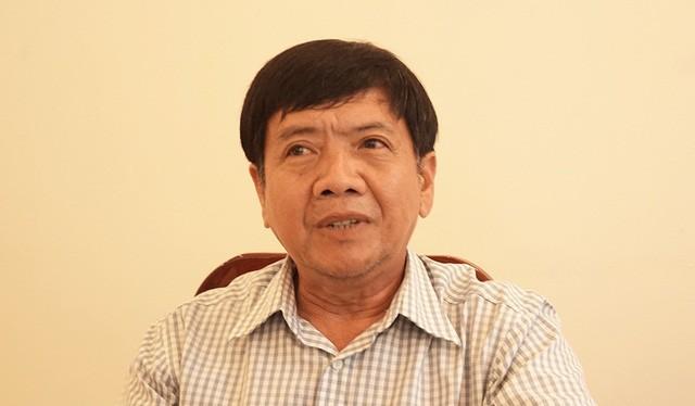 Ông Trương Minh Phương - Ảnh: HÀ MI