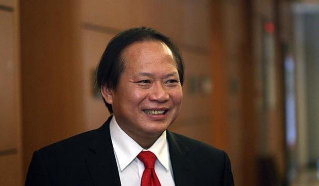 Bộ trưởng Bộ TT&TT Trương Minh Tuấn. Ảnh: VGP