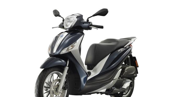 Mẫu xe Medley. Ảnh: Piaggio Việt Nam