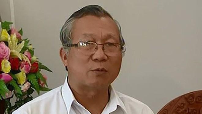 Ông Phạm Thế Dũng,Nguyên Phó bí thư tỉnh ủy, nguyên bí thư ban cán sự đảng, nguyên chủ tịch UBND tỉnh Gia Lai. Ảnh: Tiền Phong