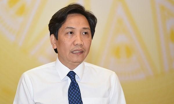 Thứ trưởng Bộ Nội vụ Trần Anh Tuấn. Ảnh: Infonet