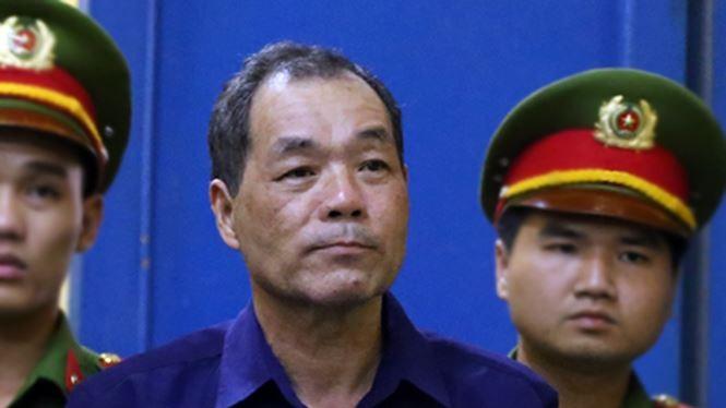 Bị cáo Trầm Bê. Ảnh: Tiền Phong