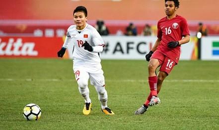 Vượt qua U23 Qatar sau loạt đá luân lưu, U23 Việt Nam hiên ngang vào chung kết U23 châu Á 2018.
