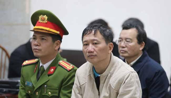 Ông Trịnh Xuân Thanh. Ảnh: TTXVN