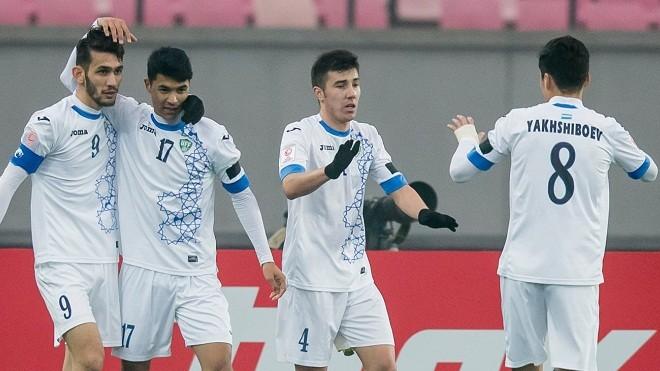 Đội tuyển Uzbekistan. Nguồn: thethaovanhoa.vn