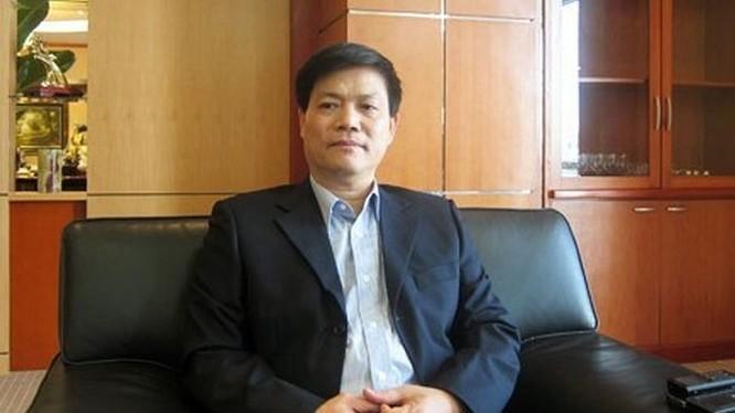 Ông Nguyễn Ngọc Sự. Ảnh: TTXVN