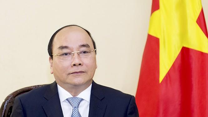Thủ tướng Chính phủ Nguyễn Xuân Phúc. Ảnh: VGP
