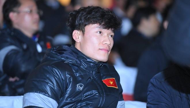 Bùi Tiến Dũng - thủ môn của đội tuyển U23 Việt Nam. Ảnh: TTVH