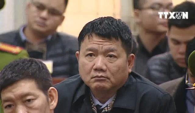 Trước đó, ông Đinh La Thăng đã nhận án 13 năm tù trong phiên xử vụ án xảy ra tại PVC. Ảnh: Tuổi trẻ