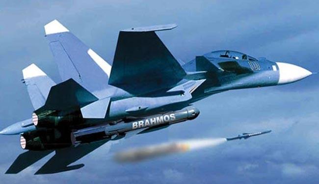 Ấn Độ có thể giúp VIệt Nam trong huấn luyện phi công Su30 và bán tên lửa BrahMos. Ảnh: Đại sứ quán Ấn Độ