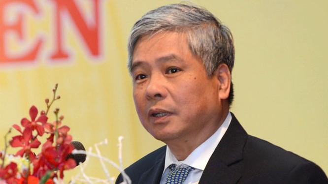 Nguyên Phó thống đốc Đặng Thanh Bình - Ảnh: NHNN