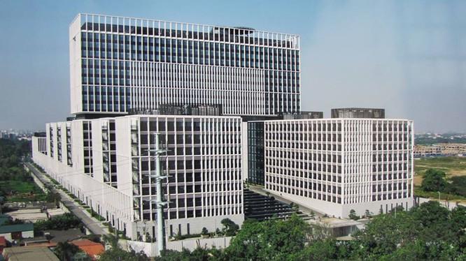 Bộ Công an - Ảnh: TCty Xây dựng HN