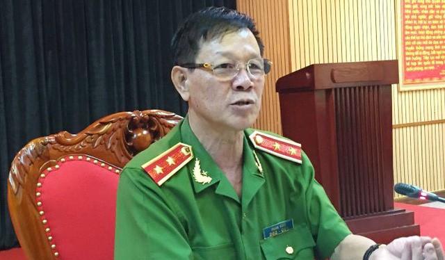 Cựu Trung tướng Phan Văn Vĩnh. Ảnh: Tuổi trẻ