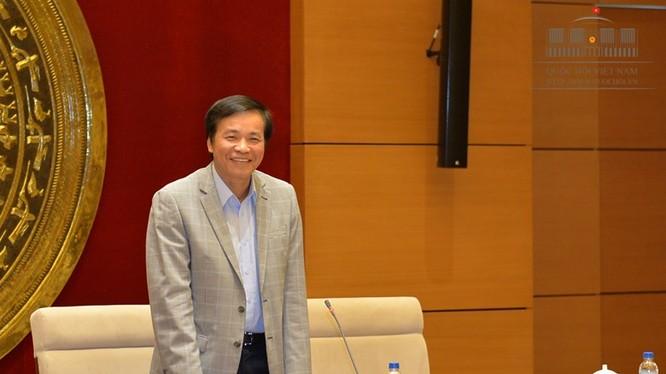Tổng Thư ký Nguyễn Hạnh Phúc. Ảnh: Quochoi.vn
