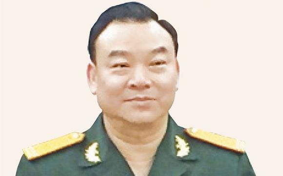 Đại tá Phùng Danh Thắm. Ảnh: Tuổi trẻ