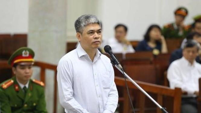 Bị cáo Nguyễn Xuân Sơn. Ảnh: TTXVN