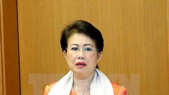 Bà Phan Thị Mỹ Thanh. Ảnh: VOV