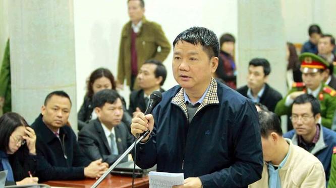 Ông Đinh La Thăng. Nguồn: Thanh Niên