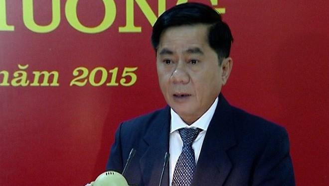 Ông Trần Cẩm Tú được bầu làm Chủ nhiệm UBKT TƯ