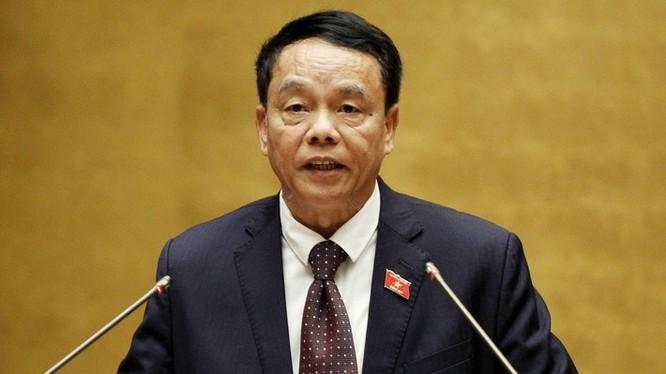 Thượng tướng Võ Trọng Việt - Chủ nhiệm Ủy ban Quốc phòng An ninh Quốc hội. Ảnh: Vneconomy