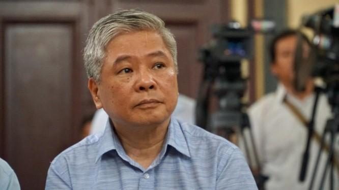 Cựu Phó Thống đốc NHNN Đặng Thanh Bình. Nguồn: VNE