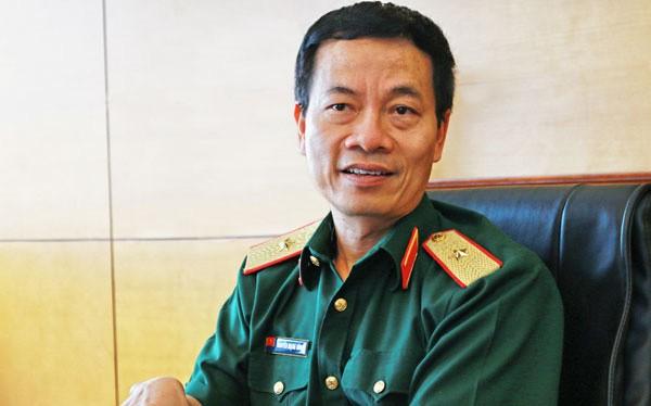 Chủ tịch kiêm Tổng Giám đốc Viettel Nguyễn Mạnh Hùng.