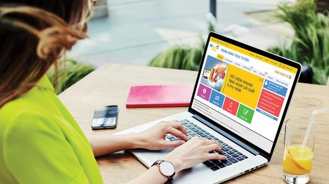 """PVcomBank đang triển khai CTKM """"PV Online Banking – Đơn giản hơn bạn nghĩ"""" với nhiều quà tặng giá trị lên tới 20 triệu đồng."""