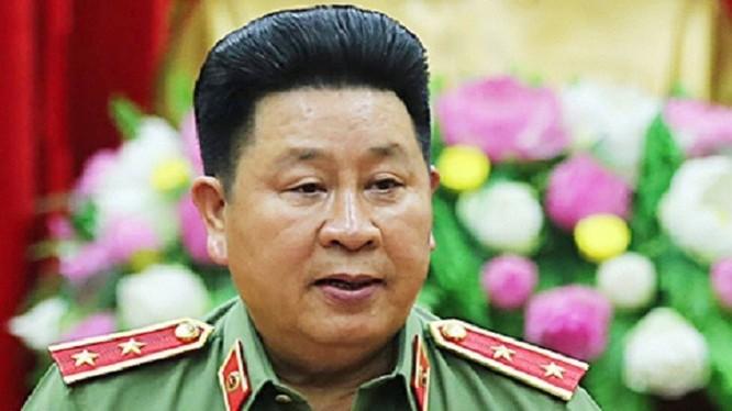 Trung tướng Bùi Văn Thành. Nguồn: Tiền Phong