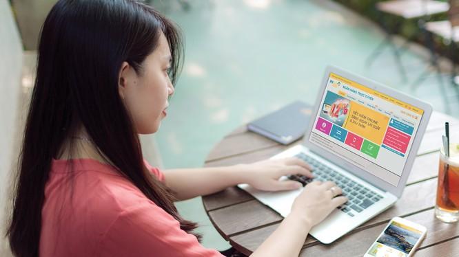 PVcomBank đang triển khai hàng loạt khuyến mại dành cho khách hàng sử dụng tiện ích trong gói sản phẩm PV Online Banking.