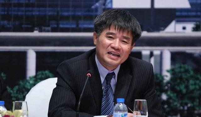 Cựu Tổng giám đốc ACV Lê Mạnh Hùng. Ông Hùng đã nghỉ hưu từ ngày 19/7/2018. Ảnh: ACV