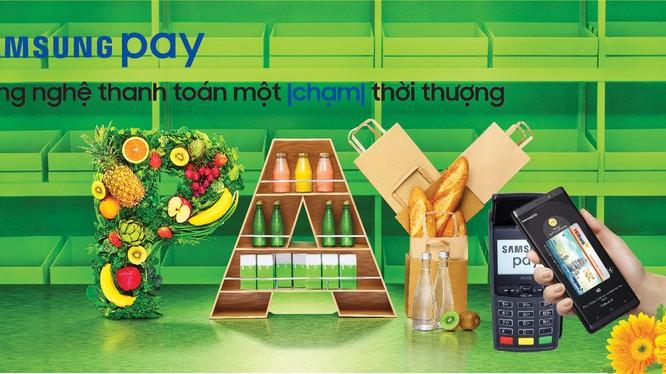 """HDBank vừa tung chương trình """"Thanh toán một chạm cùng HDBank Samsung Pay"""""""