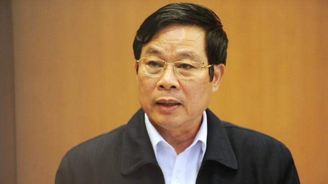 Ông Nguyễn Bắc Son. Nguồn: Zing