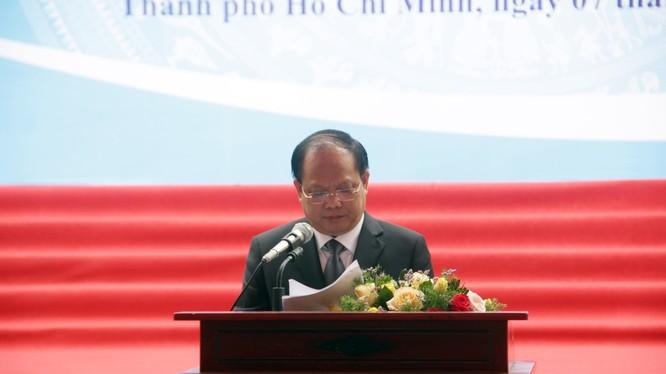 Phó Bí thư Thường trực Thành ủy TP.HCM Tất Thành Cang. Nguồn: hochiminhcity.gov.vn