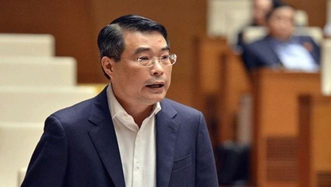 Thống đốc Ngân hàng Nhà nước Lê Minh Hưng (Nguồn: VGP)